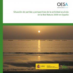 Situación de partida y perspectivas de la actividad acuícola en la Red Natura 2000 en España